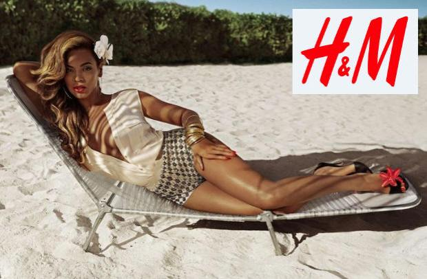 Beyonce_H&M Campaign_Summer 2013
