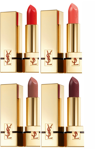 YSL 2013 Autumn Winter Makeup 2