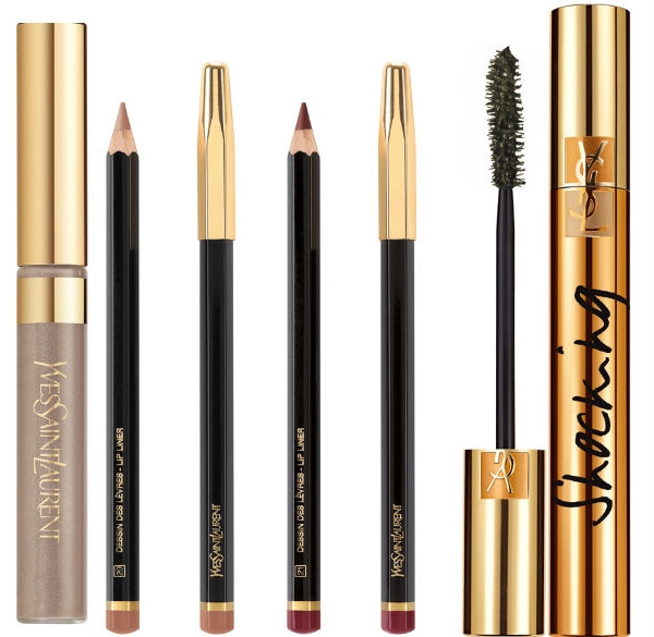 YSL 2013 Autumn Winter Makeup