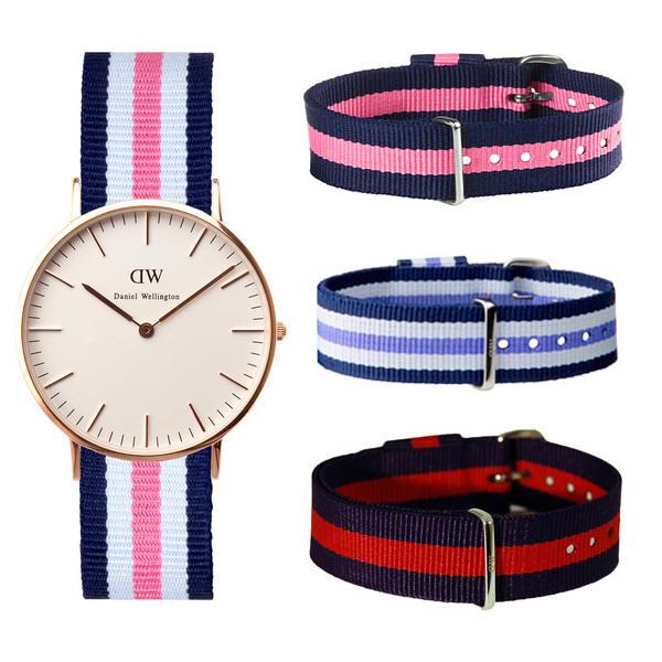 Daniel Wellington watch straps